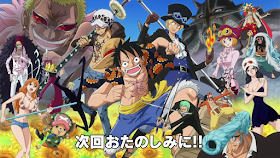 One Piece Episode 701 - 800 Subtitle Indonesia
