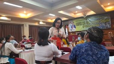 Santy Sastra, Narasumber Orientasi Penyuluh Non PNS Angkatan I dan II Kementerian Agama Propinsi Bali