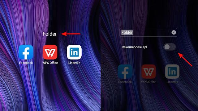 Cara Menghilangkan Rekomendasi Aplikasi di Xiaomi