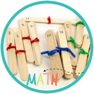 skip counting activity for kids