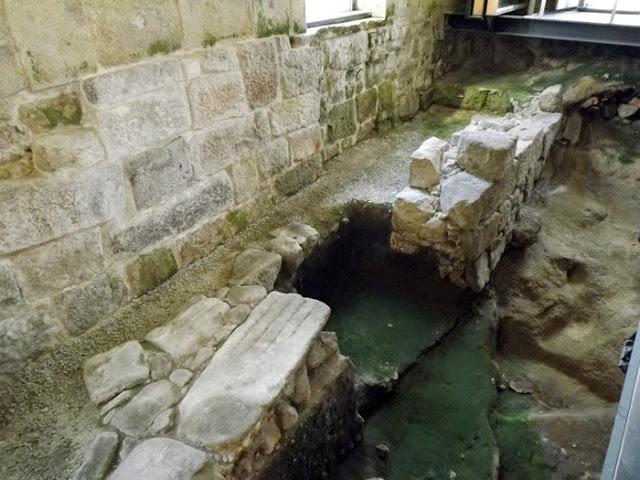 ruínas arqueológicas