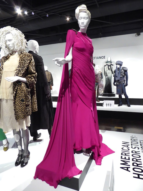 American Horror Story Hotel Countess gown