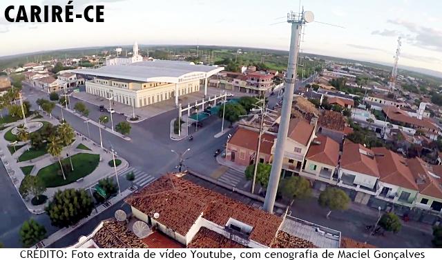 """Cariré é uma das 62 cidades com nível """"moderado"""" de transmissão para a Covid-19; veja lista"""
