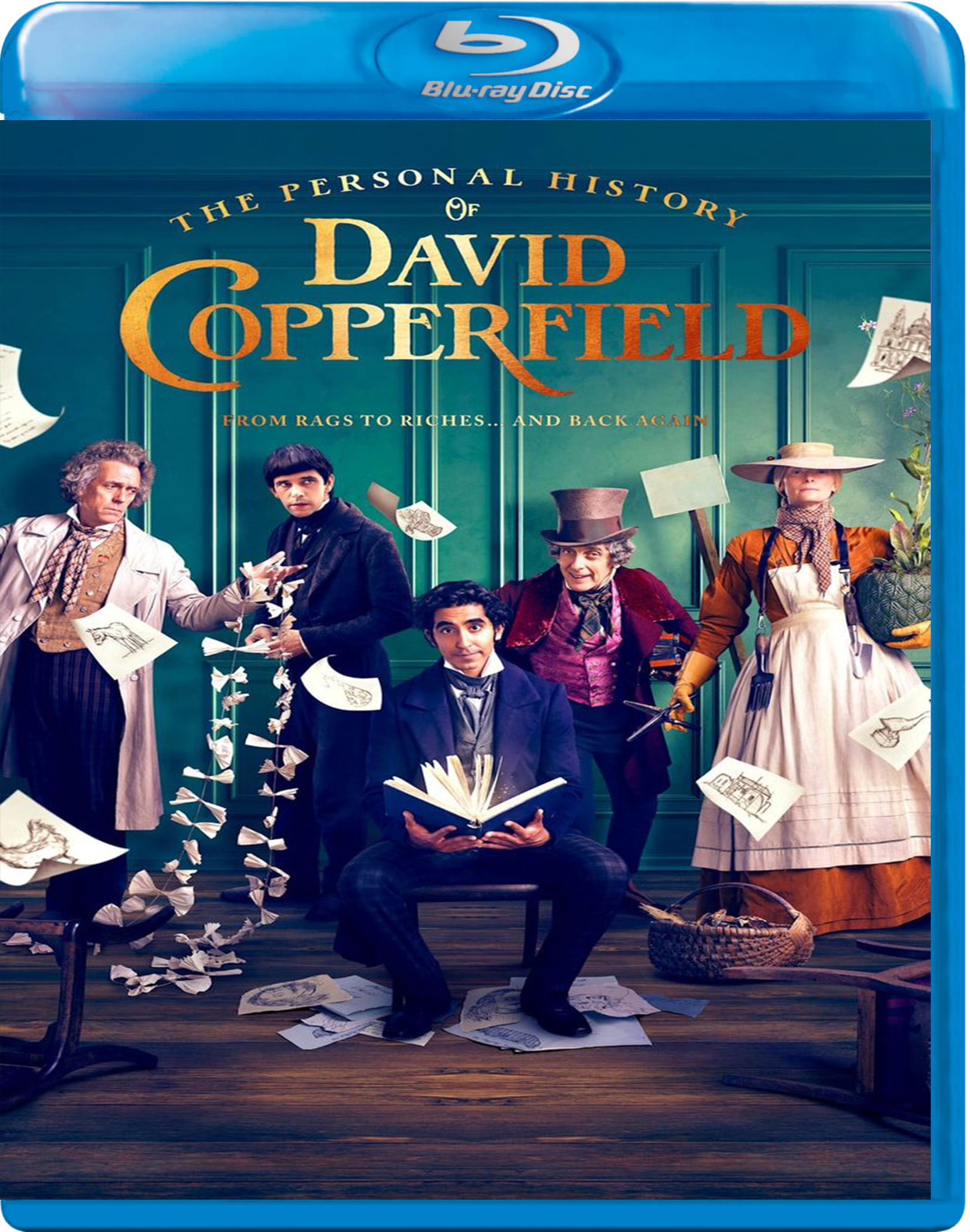 The Personal History of David Copperfield [2020] [BD25] [Subtitulado]