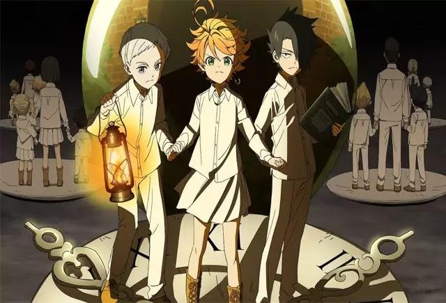 The Promised  Neverland Anime Series  Hindi Dubbed