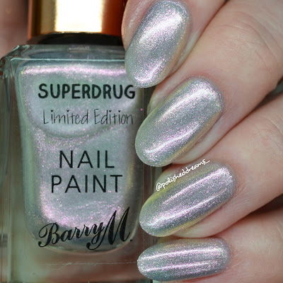 Barry M Superdrug Limited Edition Cosmic Dust