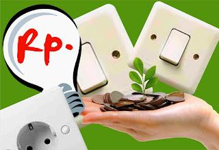 Gambar Hemat Energi uang anda