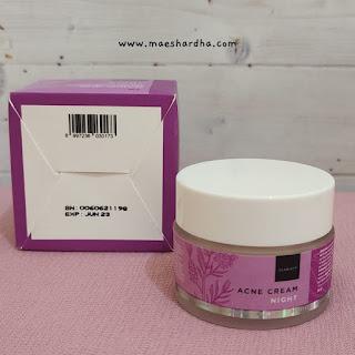 keterangan scarlett acne day cream