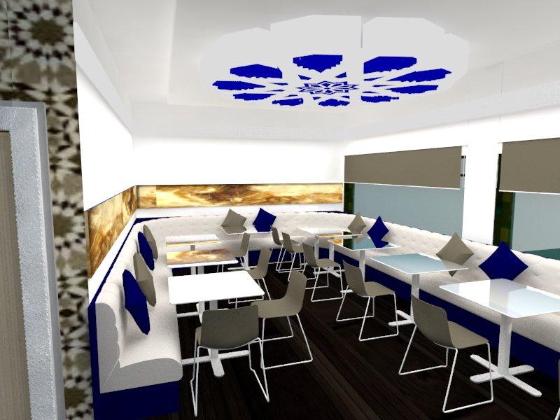 Dise o de interiores escuela de arte de motril proyecto - Escuela decoracion de interiores ...