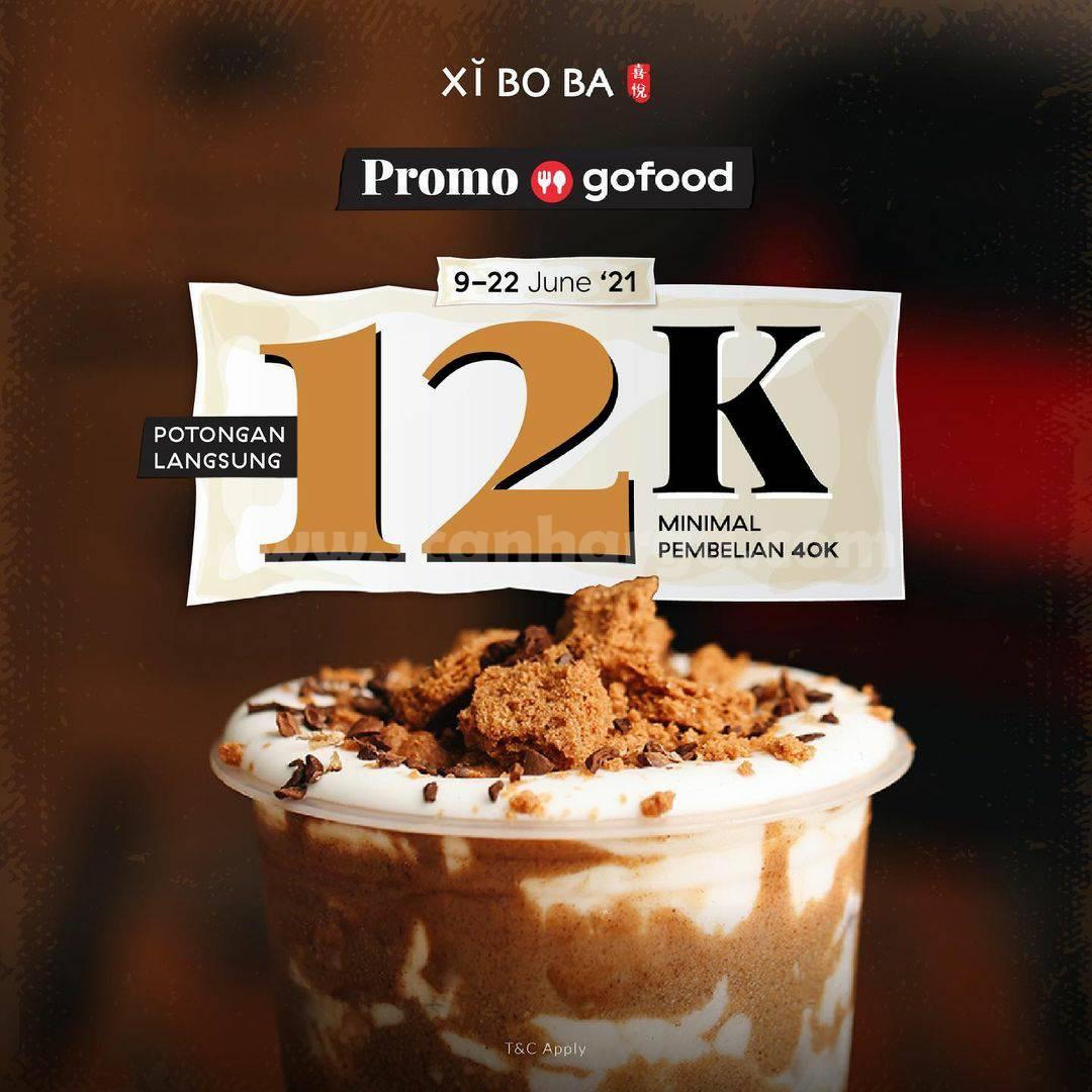 Promo Xiboba Terbaru Periode 9 - 22 Juni 2021