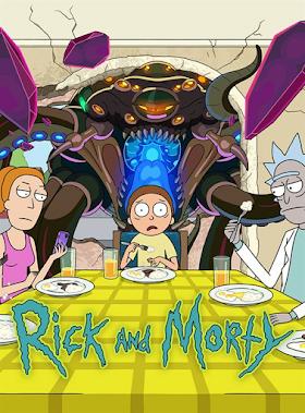 Rick y Morty | T5 | Castellano HD [02/10]