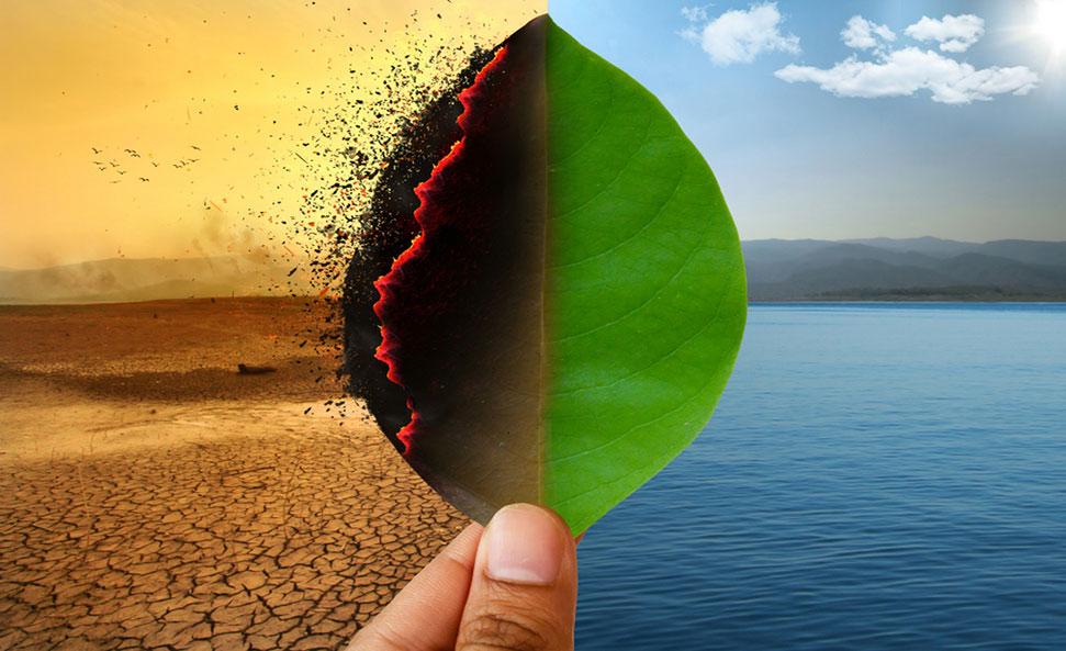 Fim da civilização: o clima