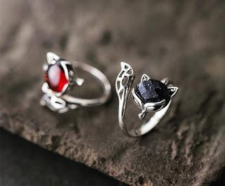 Cách đeo nhẫn Hồ Ly