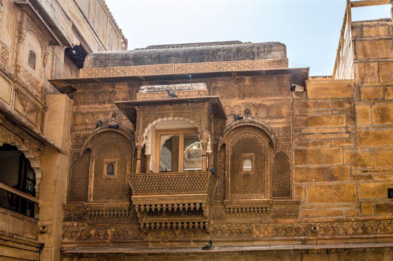 The Royal Palace - Raja Ka Mahal