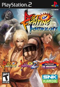 Download Art of Fighting Anthology (2007) PS2