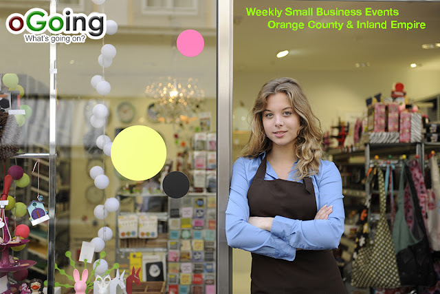 Small Business Events in Orange County Inland Empire - shared by oGoing