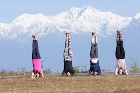 Why Choose Himalayas For Yoga and Meditation?
