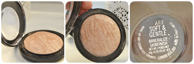 Mac Highlighter Mineralize Skinfinish Soft & Gentle