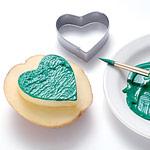 Green Stamp - Step 1