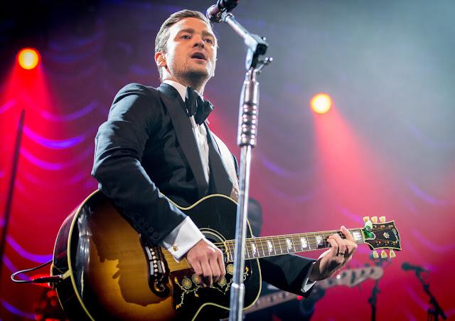 Justin Timberlake lanzará documental de su gira en Netflix.
