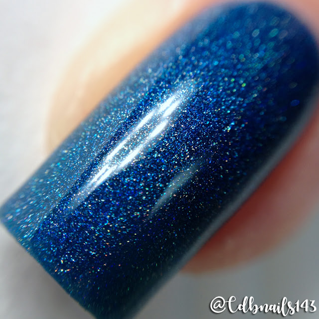 Lollipop Posse Lacquer-Sea Secret
