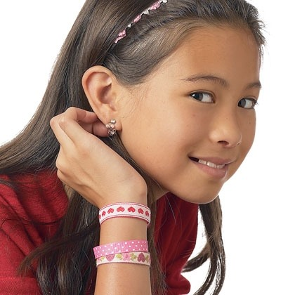Lovely Ribbon Bracelets