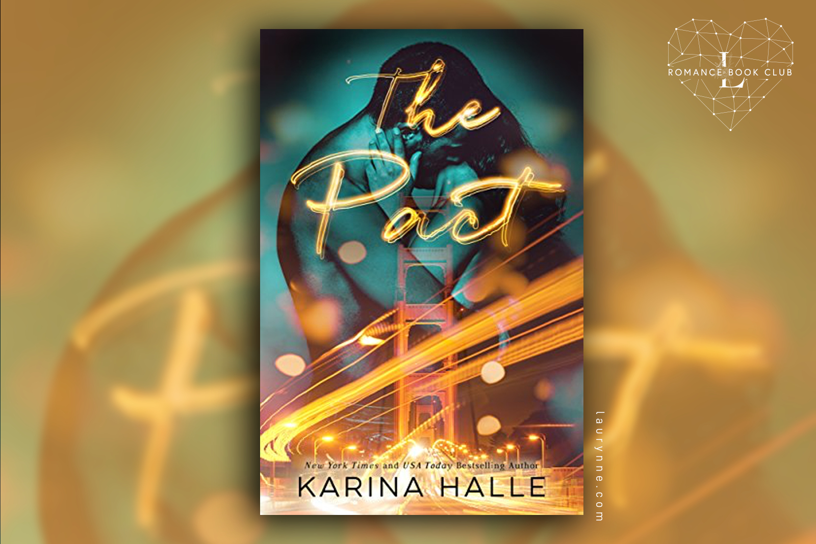 Book Review: The Pact (The McGregor Brothers #1) by Karina Halle