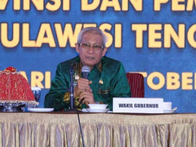 Lukman Abunawas Ungkap Konsep Garbarata Jadi Acuan Pembangunan Sultra