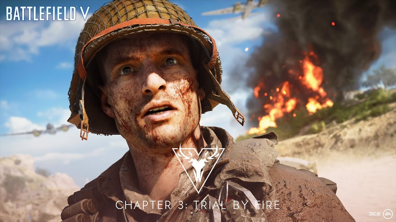 Battlefield V - Trailer oficial do mapa Mercury