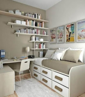 Creative Storage Ideas For Small Bedrooms