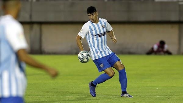 """Diego González - Málaga -: """"No era un partido para fijarnos en el resultado"""""""