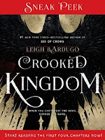 Crooked Kingdom, Six of Crows tome 2