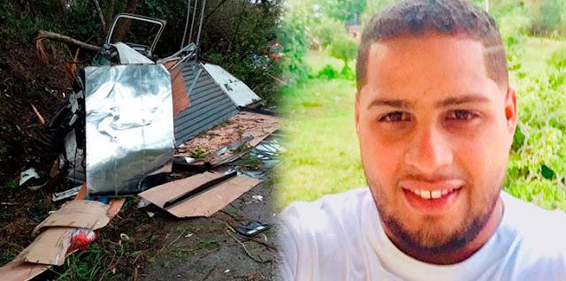Accidente de tránsito deja un muerto en la autopista Duarte