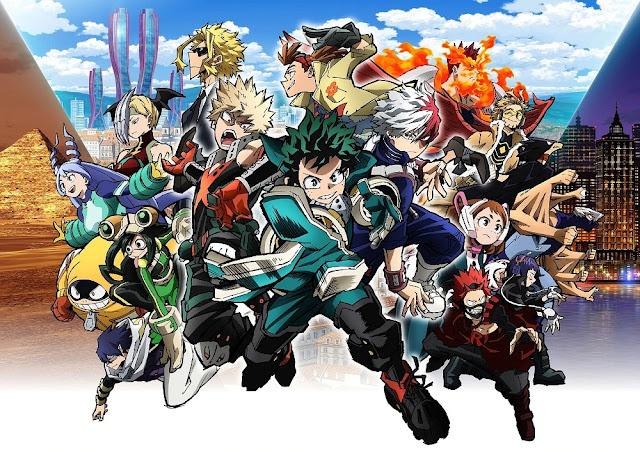 Boku no Hero Academia the Movie: World Heroes' Mission es un éxito en Japón