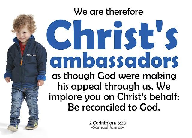 Christs Ambassadors