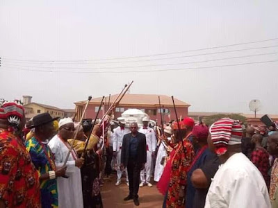 Nnamdi Kanu's Parents' Burial Unites South-East And South-South (Photos)