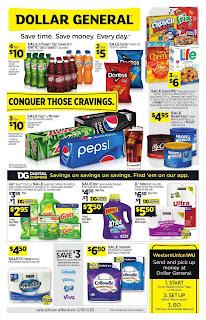 ⭐ Dollar General Ad 1/26/20 ⭐ Dollar General Weekly Ad January 26 2020