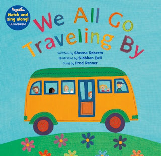 Un cuento sobre los medios de transporte en inglés: We all go traveling by