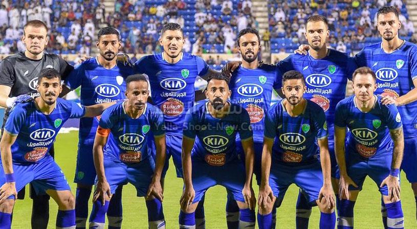 الفتح يحقق فوز كاسح على فريق العدالة في الجولة السابعه من الدوري السعودي بخمس اهداف لثلاثه