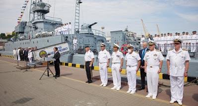 Украина отметила День ВМС