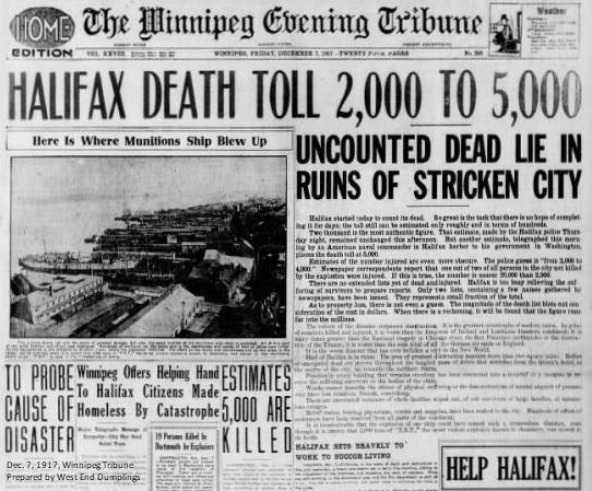 Dec 7 1917 Tribune And Free Press