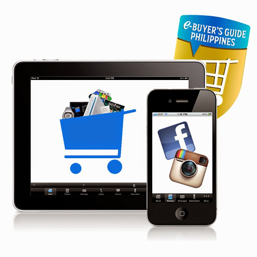 Top 5 Reasons Why It's Great To Shop in the PH Online Social Market