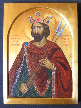 The Life of Saint Edmund King and Martyr by Lydgate John