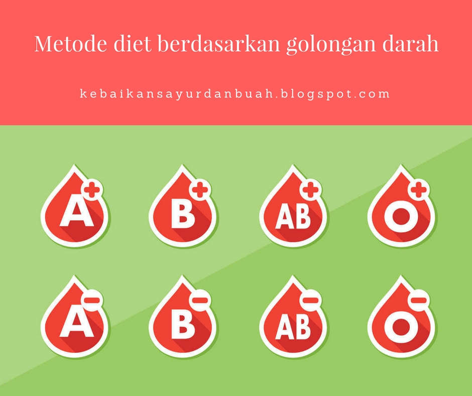 Makanan Untuk Diet Golongan Darah O