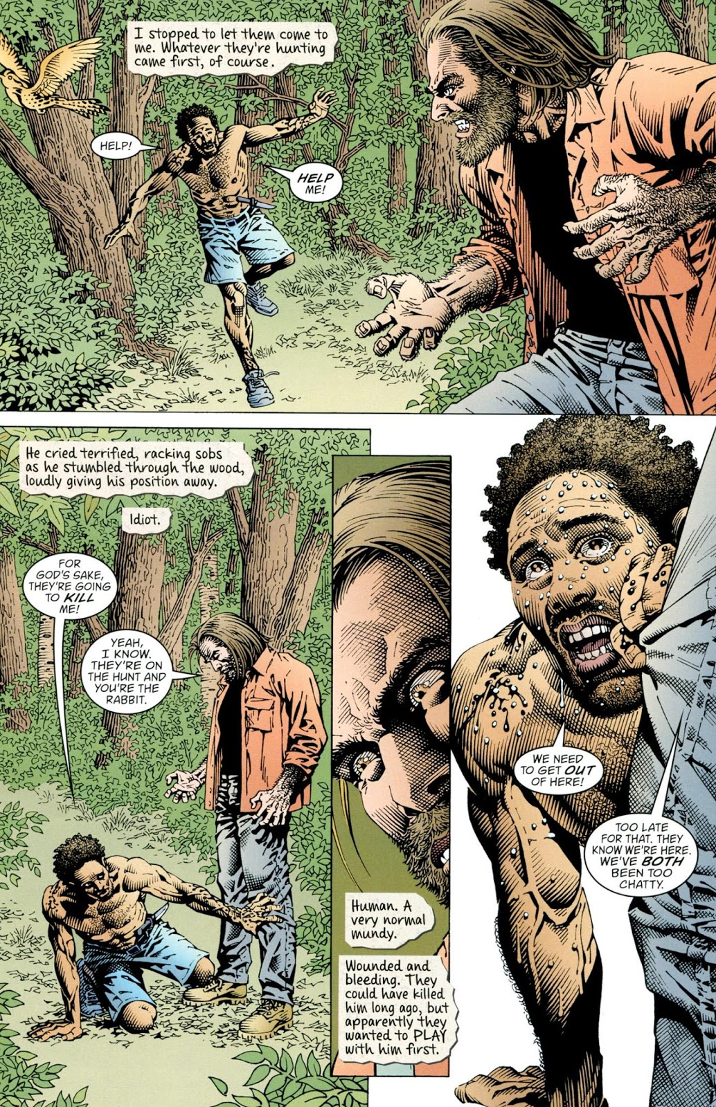 Male Transformations: Ferals (Werewolf Transformations)
