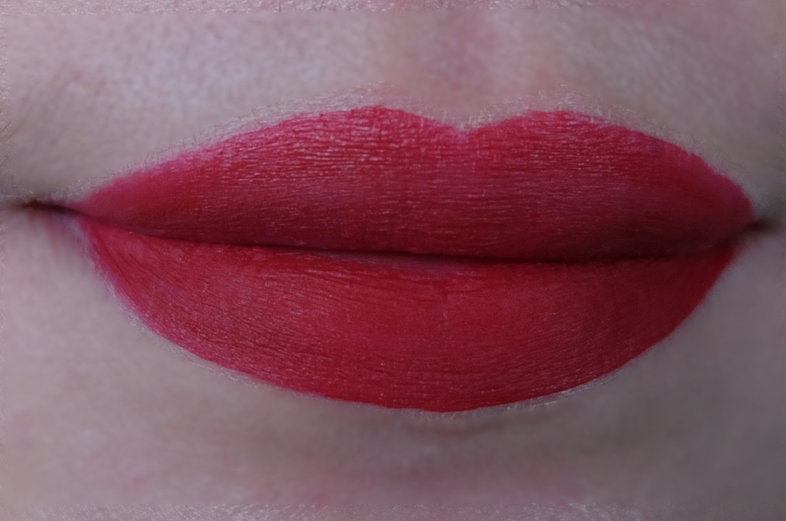Full Swatches Wardah Exclusive Matte Lip Cream Review No 07 08