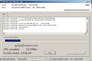 Flashing ZTE V9820 mengatasi gagal Root