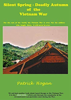 Silent Spring - Deadly Autumn of the Vietnam War historical book promotion Patrick Hogan