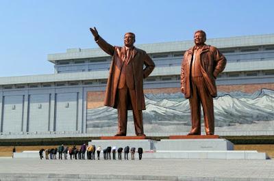 Pengalaman Melancong Ke Korea Utara