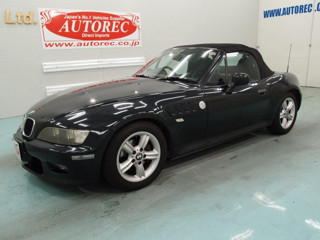2000 Bmw Z3 Rhd To Namibia Japanese Vehicles To The World